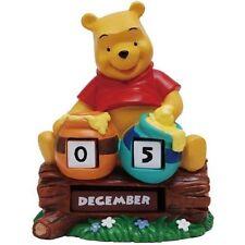 Walt Disney Winnie the Pooh Sweet As Hunny Perpetual Calendar, NEW UNUSED #19649