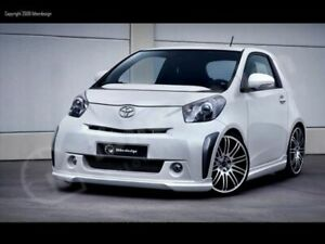 Ibherdesign Toyota IQ 08- Full Lip Body Kit (UK STOCK)