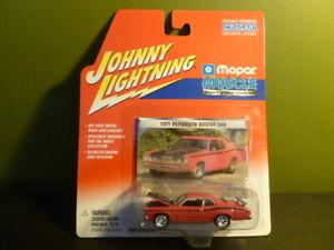 Johnny Lightning Mopar Muscle 1971 Plymouth Duster 340
