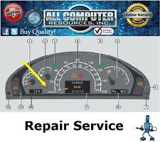 Mercedes W220 S500 S430 S55 S350 Instrument Cluster REPAIR SERVICE