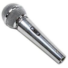 GM298 Dynamisches Gesangsmikrofon mit 4m Kabel  XLR -6,35 Klinke Metallgehäuse