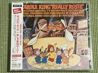 CAROL KING REALLY ROSIE RARE 12 TRACK NEW FACTORY SEALED JAPANESE IMPORT CD