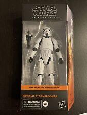 Star Wars Black Series The Mandalorian Imperial Stormtrooper Hasbro 6?