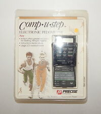 Precise Comp-U-Step Electronic Pedometer Sealed