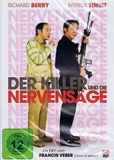 DVD NEU/OVP - Der Killer und die Nervensäge - Richard Berry & Patrick Timsit