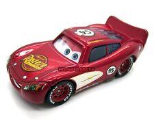 Disney Pixar Movie Cars Diecast Toy Cursin  Lightning Mcqueen Metallic Finish