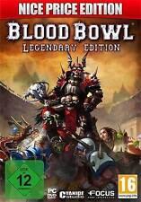 PC Computer Spiel ***** Blood Bowl Legendary Edition ********************NEU*NEW