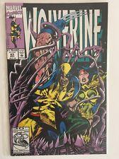 Wolverine #63 November 1992 Marvel Comics