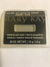 Mary Kay Mineral Eye Color - Silver Satin