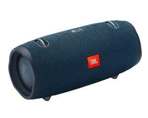 NEW JBL Xtreme 2 Waterproof Bluetooth Portable Speaker Carrying Strap Ocean Blue