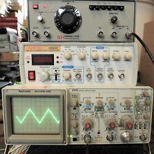 Tektronix 2235 An Usm 488 Mil Spec 100mhz 2ch Oscilloscopes All Tested