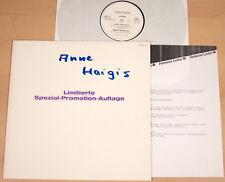 "ANNE HAIGIS - Haut für Haut  (1987 / LIMITED PROMO-12""-MAXI / NEUWERTIG)"