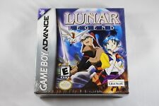 Lunar Legend (Nintendo Game Boy Advance GBA) NEW Factory Sealed