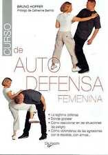 Curso de Autodefensa femenina. Bruno Hoffer
