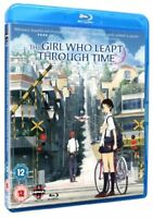The Girl Who Leapt Through Time [Blu-ray] [DVD][Region 2]