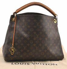 Authentic Louis Vuitton Monogram Artsy MM Shoulder Bag M40249 LV B1529