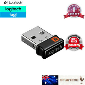 Logitech USB Dongle Unifying Receiver 1 to 6 Wireless Keyboard Mouse 2.4GHz