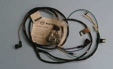 67 1967 Chevy Chevrolet  truck engine harness 6-cyl. auto. tans.