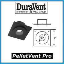 "DURAVENT PELLETVENT PRO Pipe 3"" Diameter Firestop Spacer #3PVP-FS NEW!"