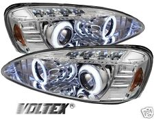 2004-2008 PONTIAC GRAND PRIX HALO LED PROJECTOR HEADLIGHTS LIGHTBAR LIGHT
