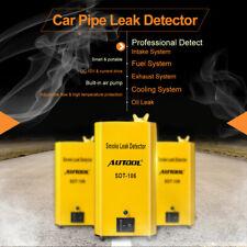 AUTOOL SDT106 Car EVAP Fuel Pipe Air Intake System Smoke Leakage Detector USA