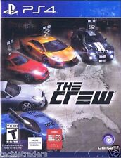 The Crew (Sony PlayStation 4, 2014)   Factory Sealed