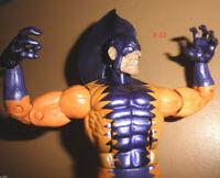 MARVEL legends TIGER SHARK namor Avengers villain FIGURE toy ant-man wave