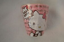 Sanrio Hello Kitty Pink Cup No Handle Water Cup