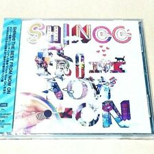 SHINee THE BEST FROM NOW ON Japan Best Album CD Normal Edition K-POP Taemin Onew