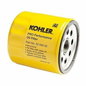 GENUINE OEM 52 050 02-S Kohler Pro Performance Oil Filter 52-050-02-S1