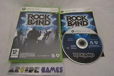 ROCK BAND XBOX 360 (Complet, envoi suivi, vendeur pro)