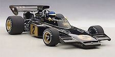 Autoart LOTUS 72E 1973 RONNIE PETERSON #2 WITH DRIVER FIGURINE 1/18 In Stock!