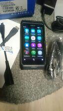 Nokia  E7-00 - Schwarz (ohne Simlock) Smartphone Neuwertig!!!