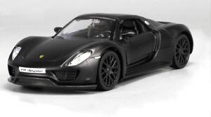 1:36 Diecast Porsche 918 Spyder Model Car From RMZ City