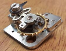 UNUSUAL PORTESCAP PLATFORM ESCAPEMENT.