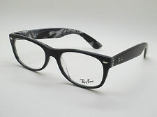 Authentic RAY BAN RB 5184 5405 Matte Black 50mm Rx Eyeglasses