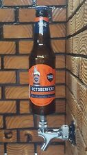 OCTOBERFEST  BEER TAP HANDLE - A COOL GIFT for KEGERATOR, MANCAVE or DISPLAY