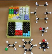 middle school study Organic chemical molecular structure model