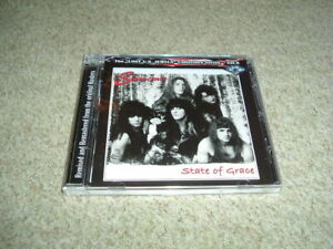 SINNOCENCE - STATE OF GRACE - LOST U.S. JEWELS VOL 8 - CD ALBUM - ONLY 500 MADE