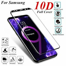 Samsung Galaxy S9 genuine 100% Tempered Glass 6D 9H Screen Protector Guard Uk