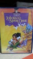 """DVD EL JOROBADO DE NOTRE DAME Disney CLASICO Nº34 """" NUEVO Y PRECINTADO """" ESPAÑOL"""