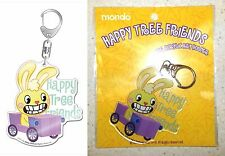 Happy Tree Friends Big Acrylic Key Chain Cuddles Gift Mondo Media Licensed New