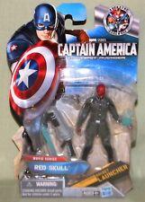 "RED SKULL #08 3.75"" Action Figure Captain America The First Avenger Movie"