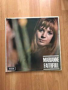 Marianne Faithful  Decca LK 4689 Mono UK