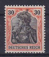 DR Mi Nr. 89 II y ** TOP geprüft Hochstädter BPP, Germania 1915, postfrisch, MNH
