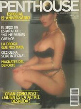PENTHOUSE MAGAZINE 182 · SPANISH EDITION