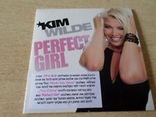 KIM WILDE perfect girl   ISRAEL ISRAELI PROMO  CD carton box
