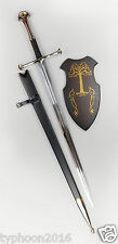Lager Toys Lord of the Rings King of Gondor Aragorn Anduril Sword of King Elessa