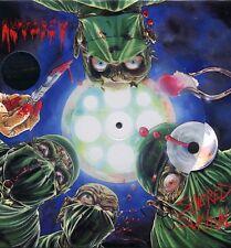 """AUTOPSY """"SEVERED SURVIVAL"""" VINYL LP PICTURE DISC LTD RE NEW"""