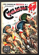 LES CAHIERS DE L'EQUIPE n°1 ¤ CYCLISME MAGAZINE 1959 ¤ DI MARCO